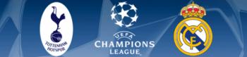 Тоттенхэм – Реал Мадрид 0:1