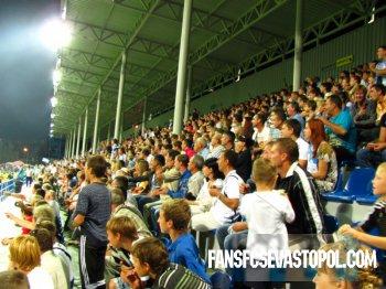 ФК Севастополь - МФК Николаев. Фото и видеообзор