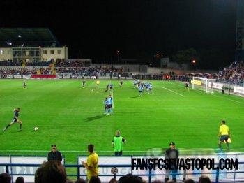 Фк Севастополь 1-0 Фк Одесса. Фотоотчёт