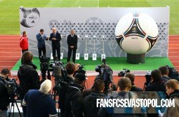 Мяч Евро-2012 - «Танго 12»!