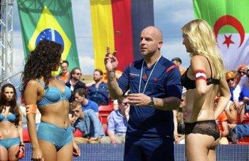 ЧМ 2014 в Бразилии среди девушек в нижнем белье