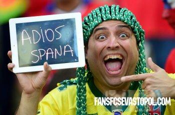 Самые яркие баннеры чемпионата мира