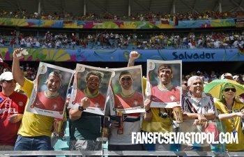 Самые яркие болельщики чемпионата мира